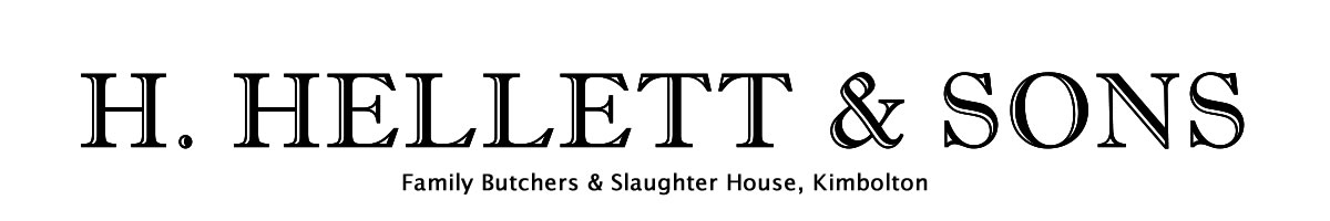 H Hellett & Sons Butchers & Slaughterhouse