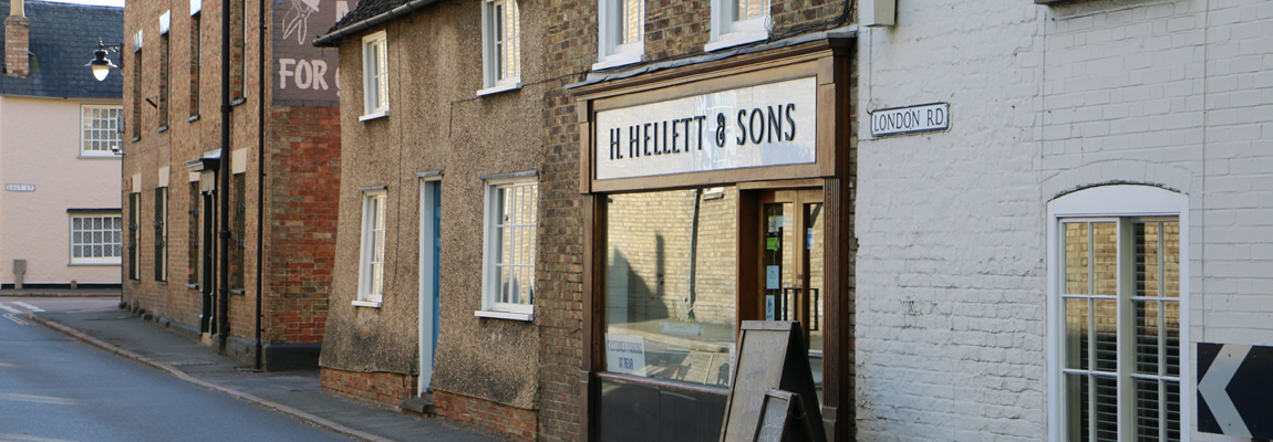 Helletts butchers